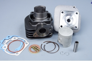 70cc performance cylinder kit for Kymco People 50  Super 8  Super 9  People 50  Agility 50  Like 50 2T AC 2 stroke 50cc
